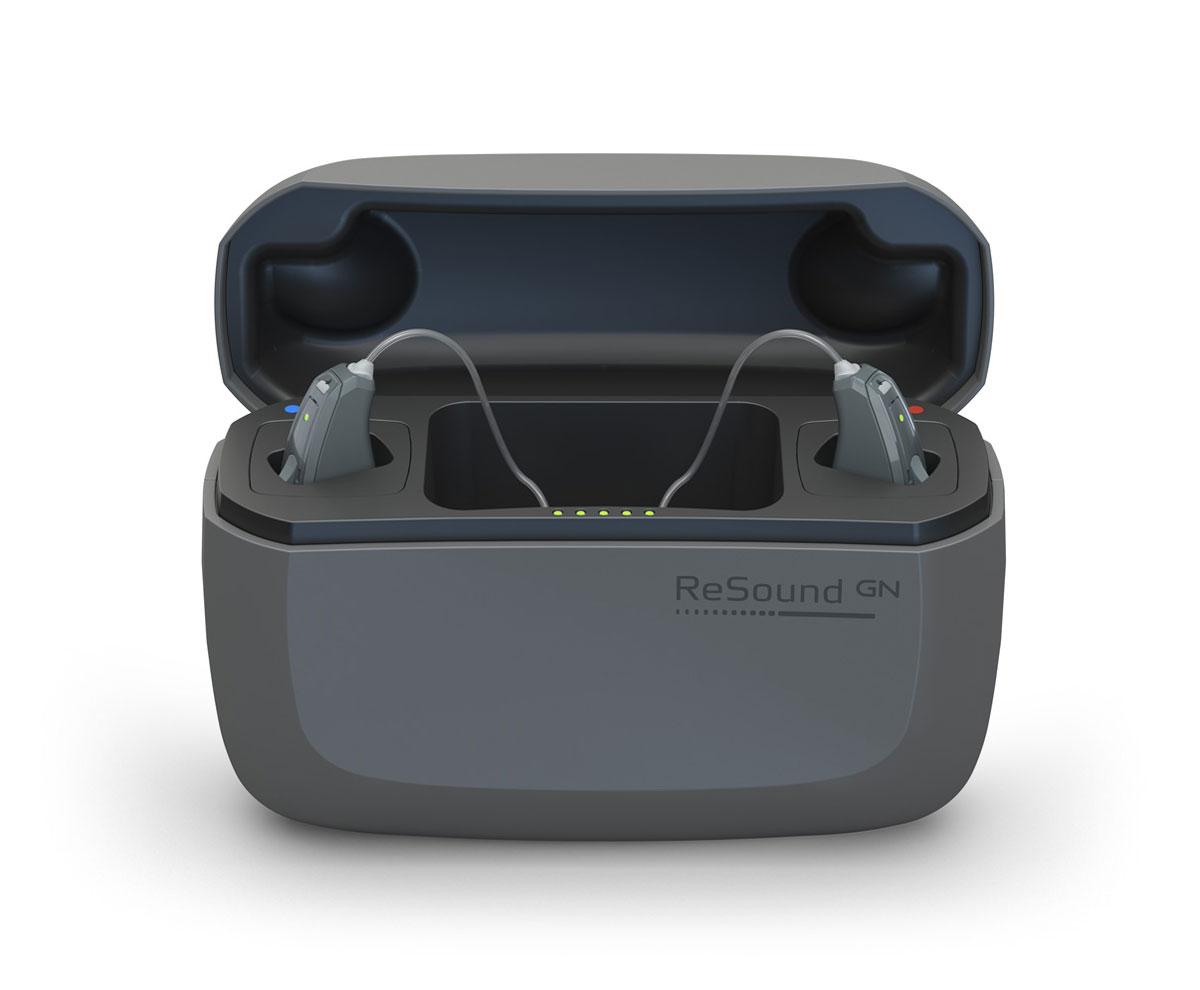 充電式補聴器クアトロ