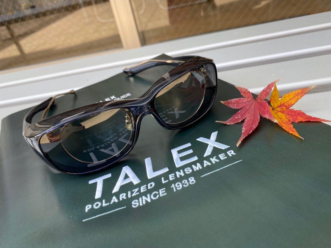TALEXのオーバーグラス